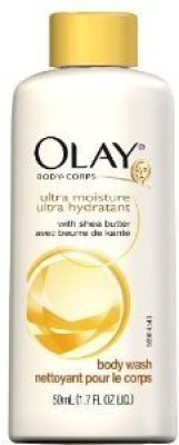 Olay Ultra Moisture Body Wash with Shea Butter- (5 Pack)
