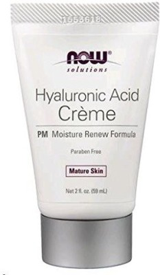 Now Foods Hyaluronic Acid Night Wrinkle Remedy s