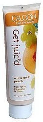 Calgon Get Juiced Body Lotion White Grape Peach (1-Tube)