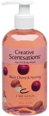 Creative Scentsations black Cherry & Nutmeg Lotion