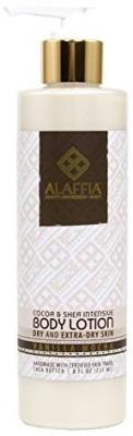 Alaffia Cocoa and Shea Butter Intensive Body Lotion, Vanilla Mocha