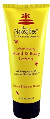The Naked Bee Naked Bee Hand & Body Lotion lotion - Orange Blossom Honey