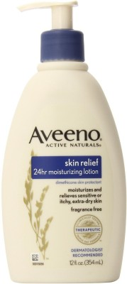 Aveeno Moisturizing Lotion Fragrance Free