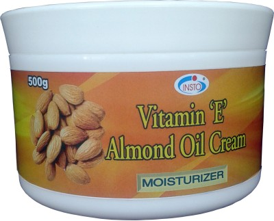 INSTO Vitamin E Almond Oil Cream