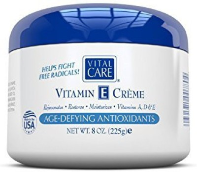 Vital Care Vitamin E Creme Age Defying Antioxidants (2 Pack)
