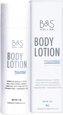 B&S Body Lotion