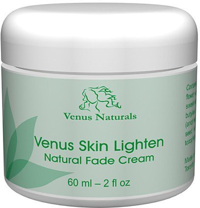 Venus Naturals Skin Lighten Lightening And Fade Cream Jar Natural Spa Formula(60 ml)