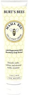 Burts Bees Mama Bee Leg & Foot Creme, - Tubes (Pack of 2)