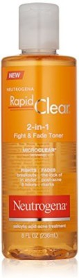 Neutrogena Rapid Clear 2-in-1 Fight and Fade Toner(240 ml)