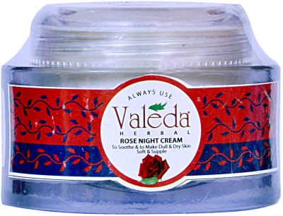 VALEDA Herbal Rose Night Cream
