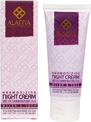 Alaffia Melon & Shea Butter Harmonizing Night Cream