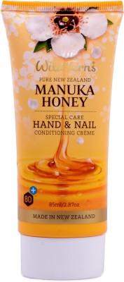 Wild ferns MANUKA HONEY HAND & NAIL CREAM 85 ML