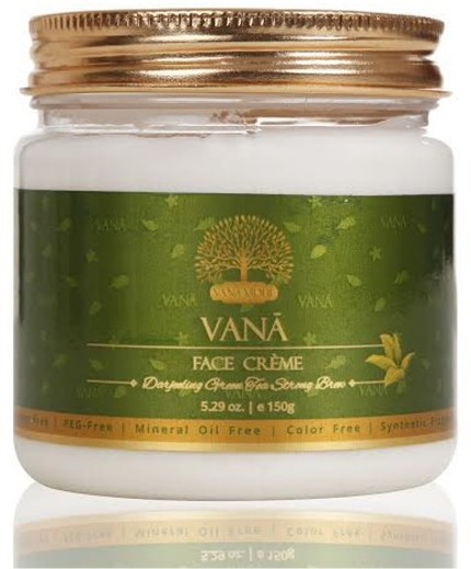 VANA VIDHI Darjeeling Green Tea Face Cream(150 g)
