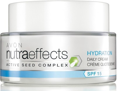 Avon Nutraeffects Hydration Daily Cream Spf 15 (50 g)