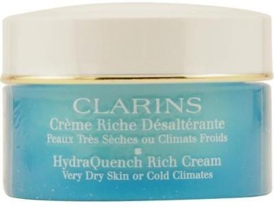 Clarins HydraQuench Rich Cream (Very Dry Skin), - Box