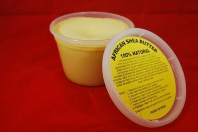 smellgood African Shea Butter Pure Raw Unrefined