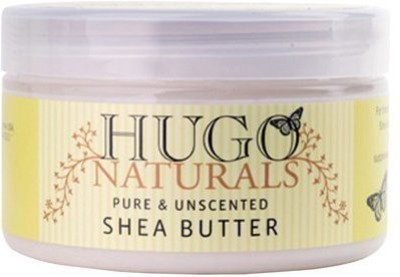 Hugo Naturals Body Butter Unscented -