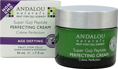 Andalou Naturals Super Goji Peptide Perfecting Cream