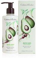 Crabtree & Evelyn Skin Revitalising Body Lotion, Avocado, Olive and Basil