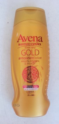 Omagazee Avena GOLD Antioxidant Lotion With Moisturizing Action ... amtc