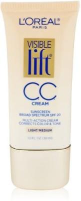 L Oreal Paris Visible Lift CC Cream, Light/Medium, s