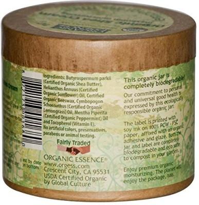 Organic Essence Shea Cream Og LemongrassPure Organic