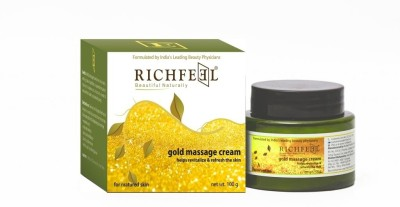 Richfeel Gold Massage Cream