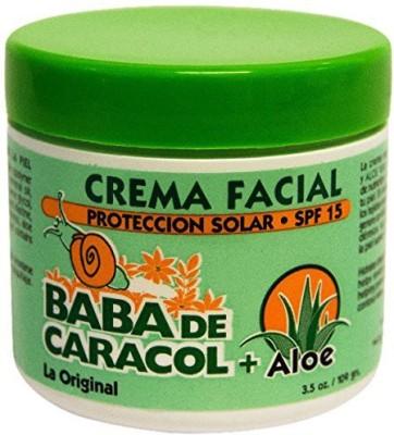 Baba de Caracol Facial Moisturizing Cream aloe vera
