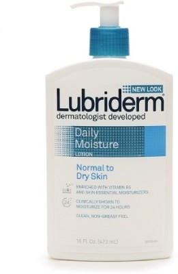 Lubriderm Advanced Therapy Lotion Deeply Hydrates Extra-Dry Skin