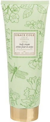 Grace Cole Lily and Verbena Softening Body Cream