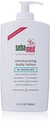 Sebamed Moisturizing Body Lotion Sensitive Skin