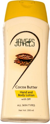 Jovees Cocoa Butter Hand and Body Lotion