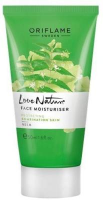Oriflame Sweden Love Nature Face Moisturiser Neem(50 ml)