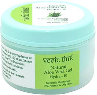 Vedic Line Natural Aloe Vera Gel Hydra-10