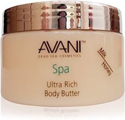 Avani Dead Sea Ultra Rich Body Butter (Milk / Honey)