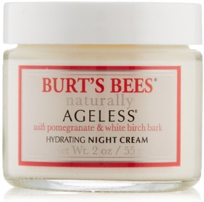 Burt s Bees Naturally Ageless Night Creme