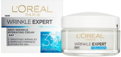 L,Oreal Paris Triple Active 35+ Anti-Wrinkle Day Cream For Fine Lines
