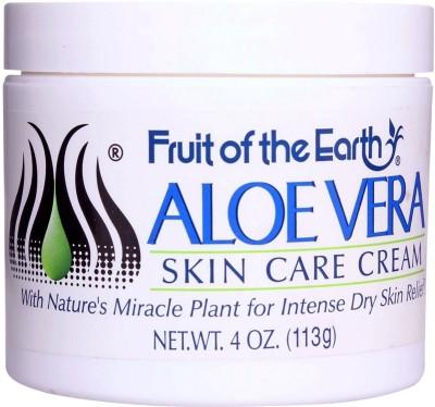 Fruit of the Earth Skin Care Cream - Aloe Vera