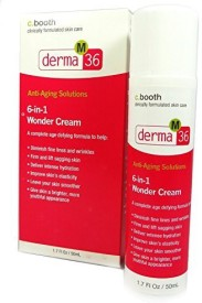 C. Booth Anti-aging Solution 6-in-1 Wonder Cream Derma M36 (pack Of 2)(50 ml)