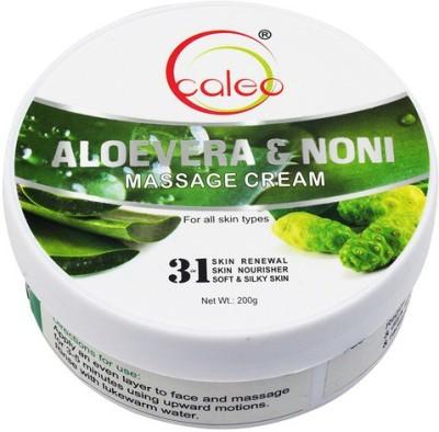 Caleo Aloevera & Noni Massage Cream
