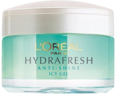 L,Oreal Paris Hydrafresh Anti-Shine Purifying & Matifying Icy Gel