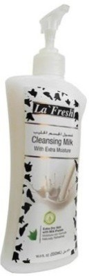 La Fresh Cleansing Milk With Extra Moisture & Proteins