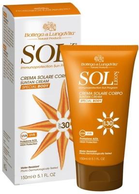 Bottega Di Lungavita Suntan cream Body SPF 30