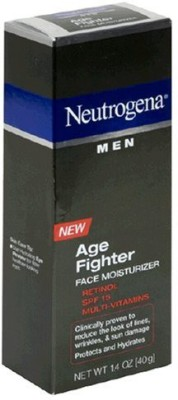 Neutrogena Men Age Fighter Face Moisturizer, (Pack of 2)