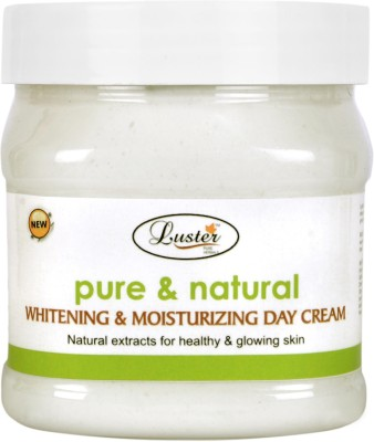 Luster Pure & Natural Whitening & Moisturizing Cream
