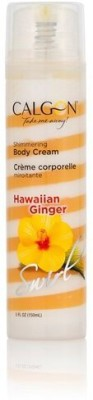 Calgon Swirl Shimmering Body Cream - Hawaiian Ginger: