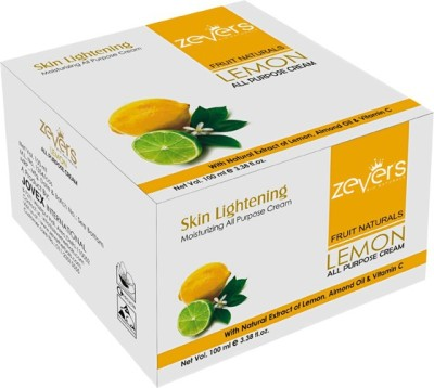 zever Skin Lightening Cream (Lemon)
