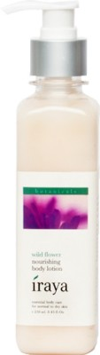 Iraya Wild Flower Nourishing Body Lotion