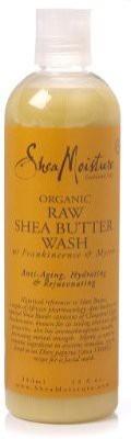 Shea Moisture Raw Shea Butter Body Wash