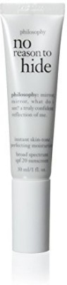 Philosophy No Reason To Hide Instant Skin-tone Perfecting Moisturizer Spf 20 Medium(30 ml)